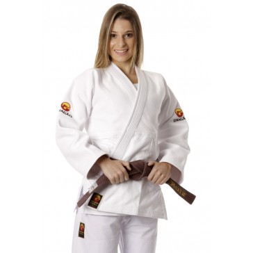Dragão Kimonos Judo Gi Export White Best Gis, Fight Wear