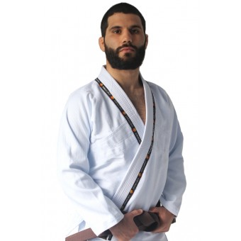 Jiu Jitsu Gi King White