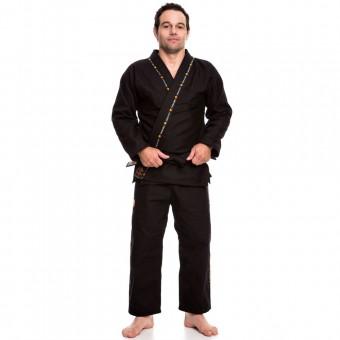 Jiu Jitsu Gi King Black